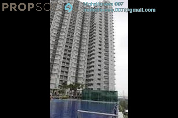For Rent Apartment at Ocean View Residences, Butterworth Freehold Fully Furnished 3R/2B 2.5k