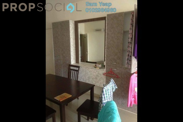 For Sale Condominium at Putra Majestik, Sentul Freehold Fully Furnished 3R/2B 450k