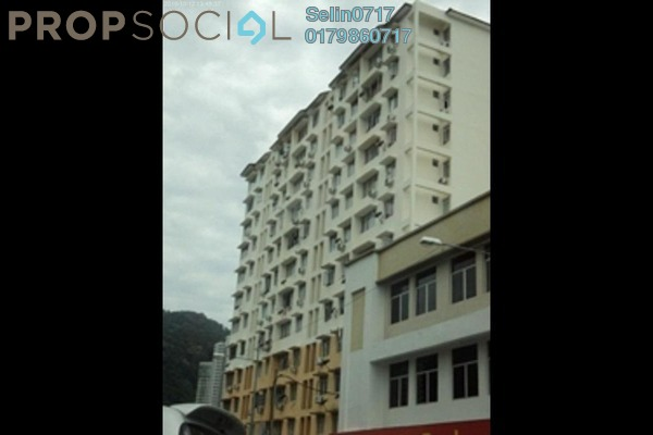 For Sale Condominium at Permai Ria, Tanjung Bungah Freehold Fully Furnished 3R/2B 380k