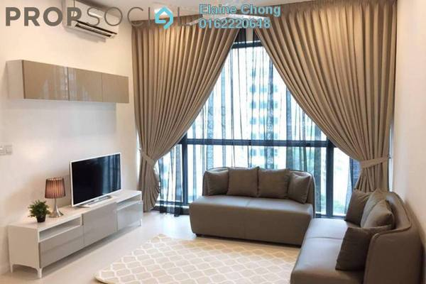 For Rent Condominium at Three28 Tun Razak, KLCC Freehold Fully Furnished 2R/2B 4.5k