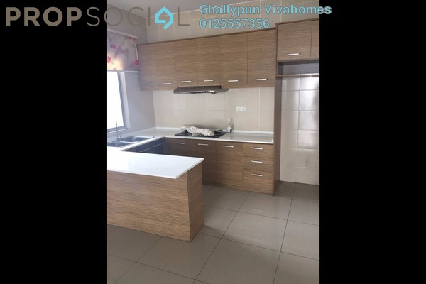 For Sale Condominium at Zen Residence, Puchong Leasehold Semi Furnished 4R/2B 575k