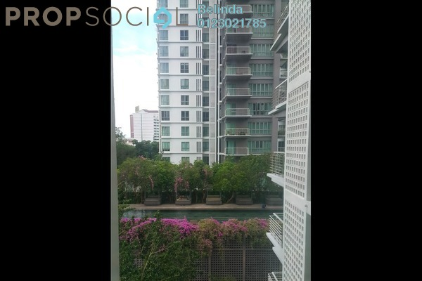 For Rent Condominium at The Maple, Sentul Freehold Semi Furnished 3R/2B 3.3k