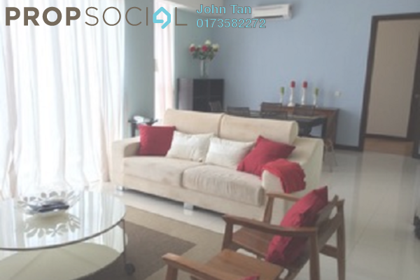 For Rent Condominium at Hampshire Residences, KLCC Freehold Fully Furnished 0R/0B 5.6k