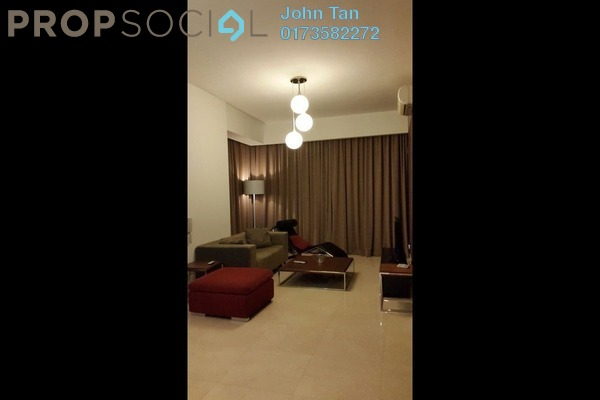 For Rent Condominium at Marc Service Residence, KLCC Freehold Fully Furnished 0R/0B 5k