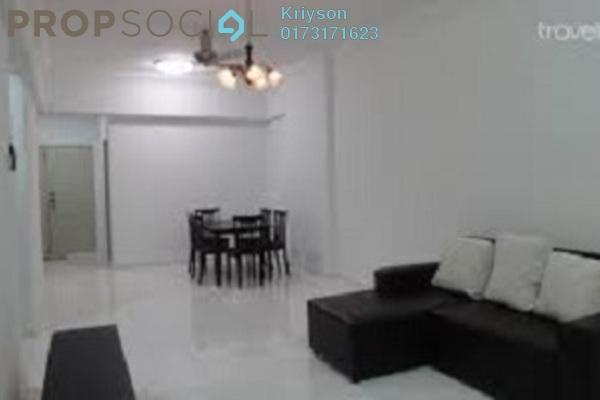 For Rent Condominium at Jalil Damai, Bukit Jalil Freehold Fully Furnished 2R/2B 1.25k