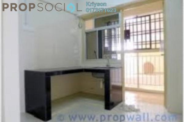 For Rent Condominium at Sentul Utama Condominium, Sentul Leasehold Semi Furnished 3R/2B 1.3k