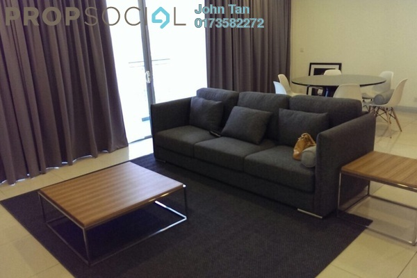 For Rent Condominium at The Westside One, Desa ParkCity Freehold Fully Furnished 3R/3B 6k