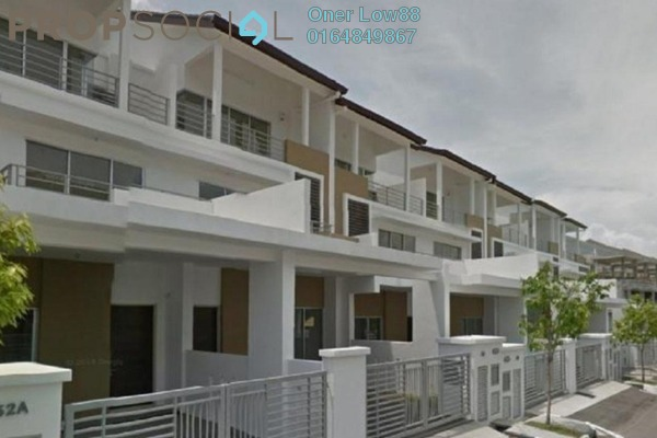 For Rent Condominium at Sunway Cassia, Batu Maung Freehold Unfurnished 5R/5B 2.5k