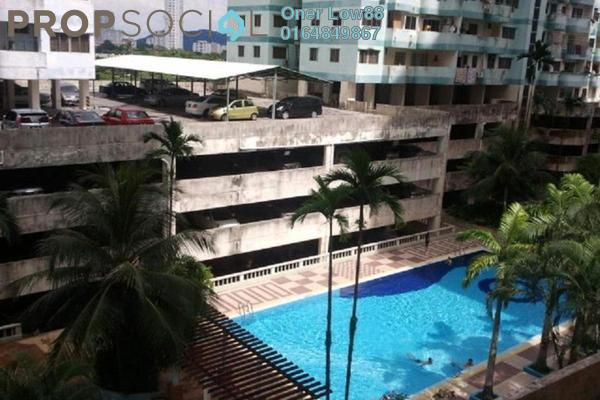 For Sale Condominium at Gambier Heights, Bukit Gambier Freehold Semi Furnished 3R/2B 400k