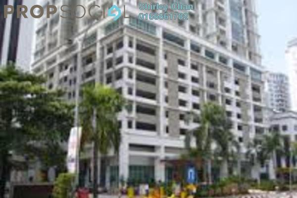 For Rent Condominium at Casa Suites, Petaling Jaya Freehold Fully Furnished 1R/2B 2k