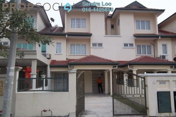 For Rent Terrace at Taman Pinggiran Putra, Bandar Putra Permai Leasehold Unfurnished 5R/4B 1.4k
