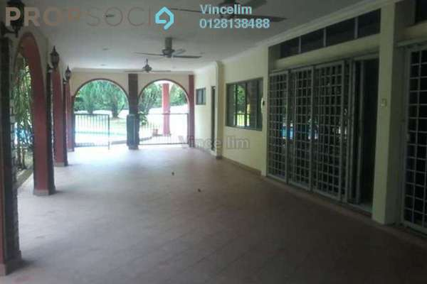 For Rent Bungalow at Taman Duta, Kenny Hills Freehold Semi Furnished 5R/6B 13.5k