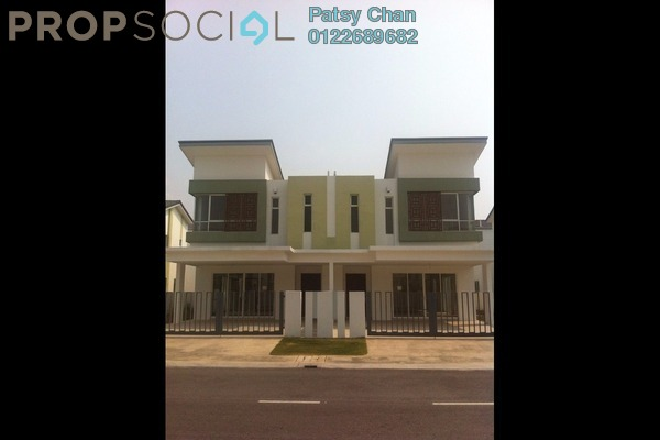 For Rent Semi-Detached at Setia Damai, Setia Alam Freehold Unfurnished 4R/4B 2.3k