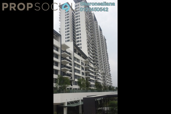 For Sale Condominium at Verdana, Dutamas Freehold Semi Furnished 4R/4B 1.4m