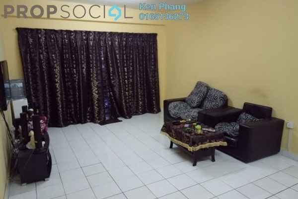 For Sale Condominium at Sunway Kayangan, Shah Alam Leasehold Unfurnished 3R/2B 350k