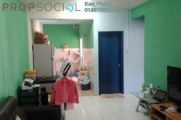 For Sale Condominium at Indah Damansara, Damansara Heights Freehold Unfurnished 3R/2B 380k