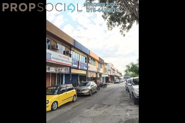 For Rent Shop at Taman Sri Serdang, Seri Kembangan Leasehold Unfurnished 0R/0B 3k