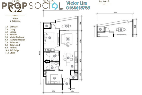 Floorplanc2 920sqft ztavn93 ncxcbhfazzo7 small