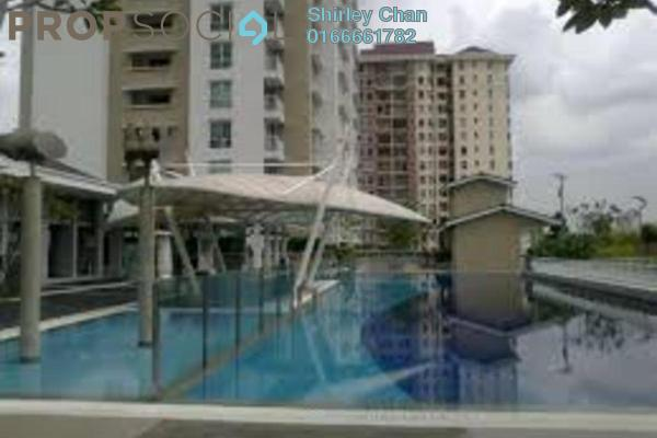 For Rent Condominium at Casa Indah 2, Tropicana Leasehold Fully Furnished 2R/2B 2.3k
