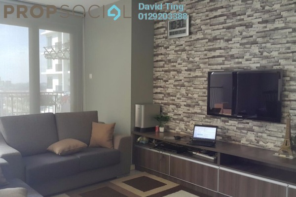 For Rent Condominium at Gembira Residen, Kuchai Lama Freehold Fully Furnished 3R/2B 3k