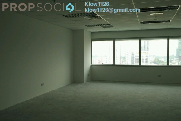 For Rent Office at KL Eco City, Mid Valley City Leasehold Unfurnished 0R/0B 2.8k