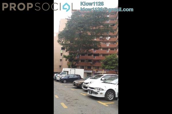 For Sale Condominium at Taman Miharja, Cheras Leasehold Unfurnished 3R/2B 280k