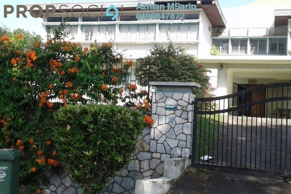 For Sale Bungalow at Section 16, Petaling Jaya Leasehold Semi Furnished 5R/5B 2.5m