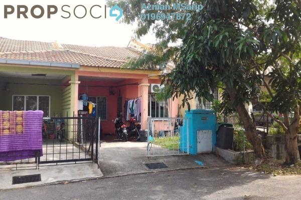 For Sale Terrace at Bandar Tasik Puteri, Rawang Leasehold Unfurnished 4R/2B 270k