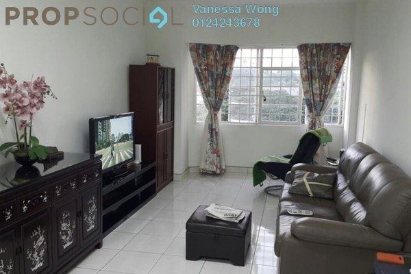 For Sale Condominium at Danau Impian, Taman Desa Leasehold Semi Furnished 3R/2B 560k