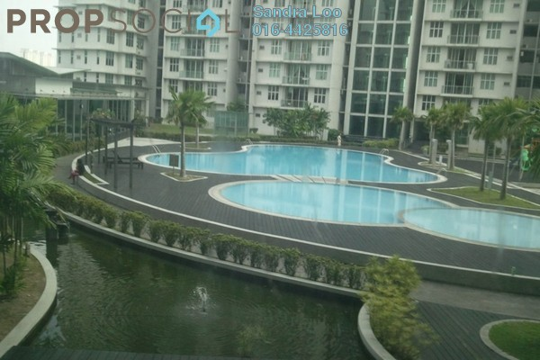 For Rent Condominium at USJ One Avenue, UEP Subang Jaya Leasehold Fully Furnished 3R/2B 2.9千