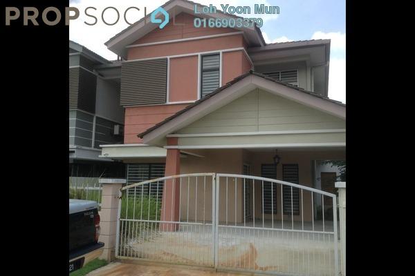 For Sale Semi-Detached at Taman Villa Putra, Bukit Rahman Putra Leasehold Semi Furnished 5R/5B 1.33m