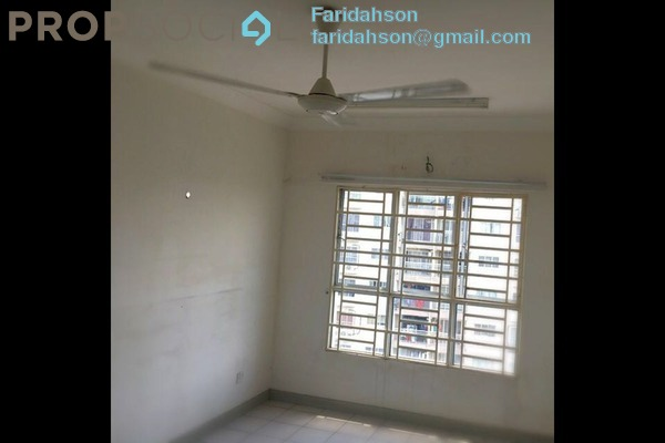 For Rent Apartment at Cahaya Permai, Bandar Putra Permai Leasehold Unfurnished 3R/2B 1.1k