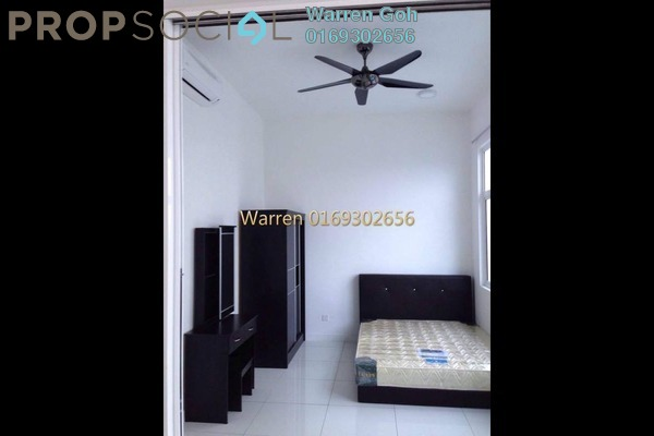 For Sale Condominium at Skypod, Bandar Puchong Jaya Freehold Semi Furnished 2R/2B 540k