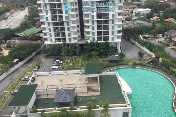 For Sale Condominium at Zen Residence, Puchong Leasehold Semi Furnished 3R/2B 578.0千