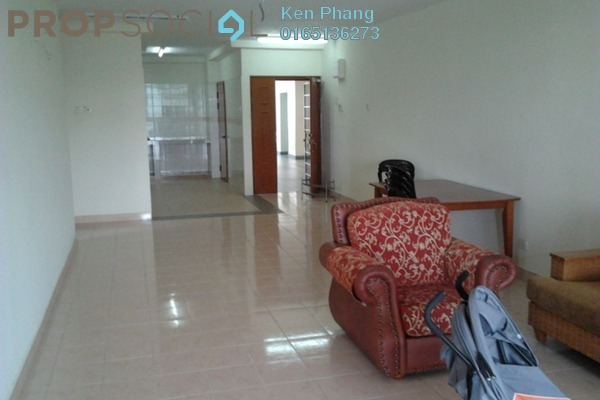 For Rent Condominium at Venice Hill, Batu 9 Cheras Freehold Unfurnished 4R/3B 1.2k