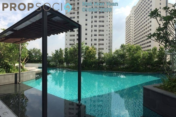 For Rent Condominium at Pearl Suria, Old Klang Road Leasehold Unfurnished 2R/2B 1.7k