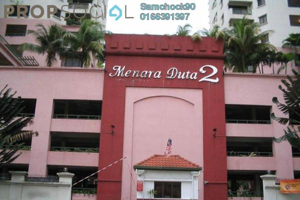 For Rent Condominium at Menara Duta 2, Dutamas Freehold Fully Furnished 4R/3B 2.2千