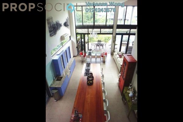 For Sale Superlink at The Mansions, Desa ParkCity Freehold Semi Furnished 6R/6B 6.2m