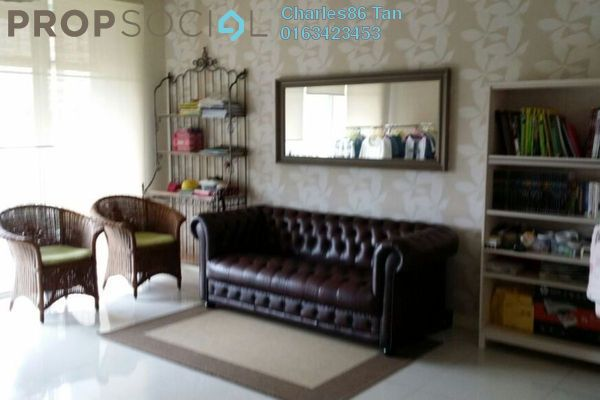 For Rent Condominium at Kiaramas Ayuria, Mont Kiara Freehold Fully Furnished 3R/3B 4k