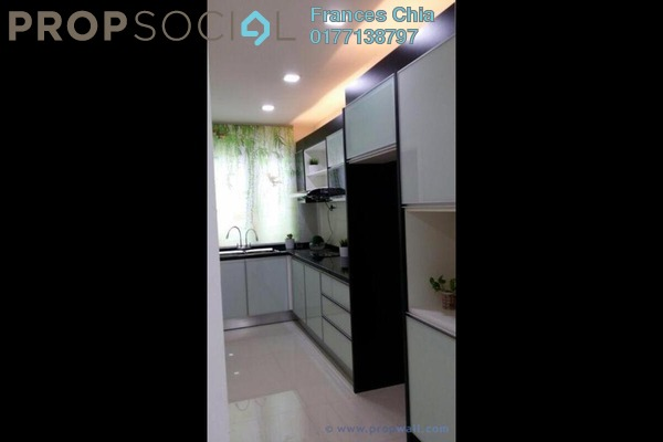 For Sale Condominium at Savanna 1, Bukit Jalil Freehold Semi Furnished 3R/2B 688k