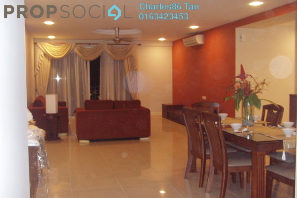 For Sale Condominium at Kiaramas Cendana, Mont Kiara Freehold Fully Furnished 3R/4B 1.2m