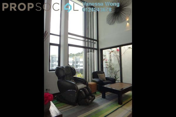 For Sale Villa at The Mansions, Desa ParkCity Freehold Semi Furnished 6R/6B 6.2m