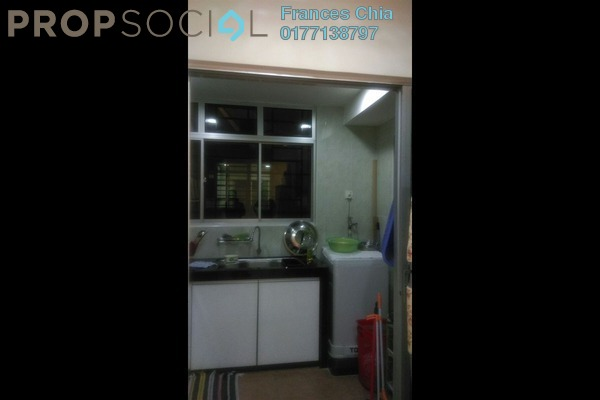 For Sale Condominium at De Tropicana, Kuchai Lama Leasehold Semi Furnished 3R/2B 366k
