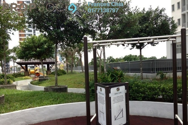For Sale Condominium at Residensi Laguna, Bandar Sunway Leasehold Fully Furnished 3R/3B 448k