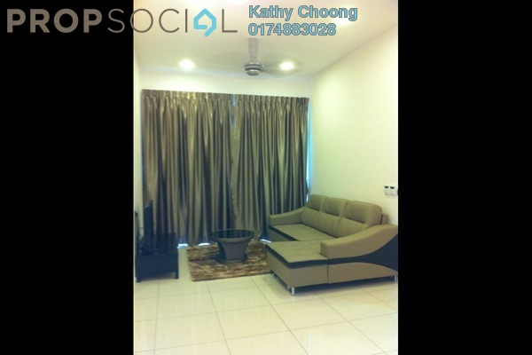 For Sale Serviced Residence at M Suites, Ampang Hilir Freehold Fully Furnished 2R/2B 1.28m