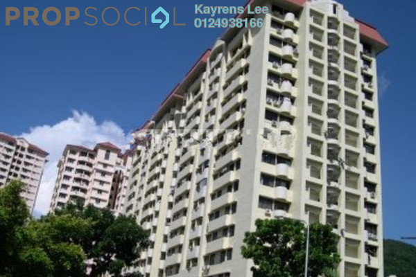 For Sale Apartment at Taman Lone Pine, Farlim Freehold Unfurnished 3R/2B 450k