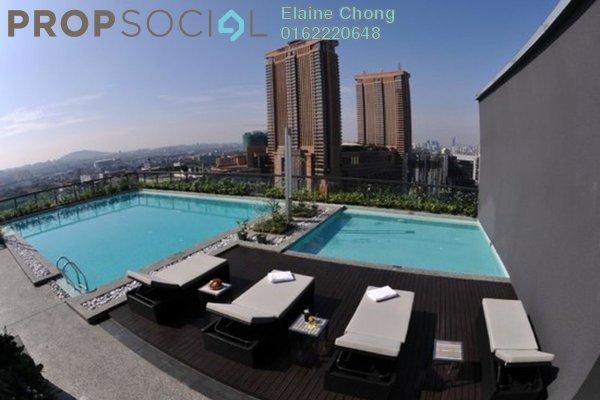 For Rent Condominium at Bintang Fairlane Residences, Bukit Bintang Freehold Fully Furnished 2R/1B 4k