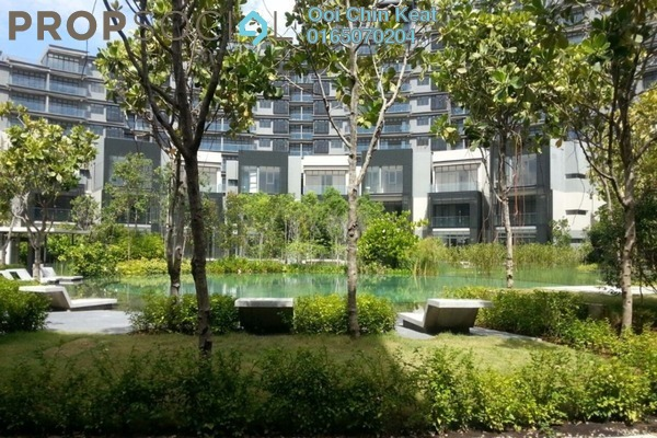 For Rent Condominium at Mirage By The Lake, Cyberjaya Freehold Fully Furnished 3R/2B 3.5k
