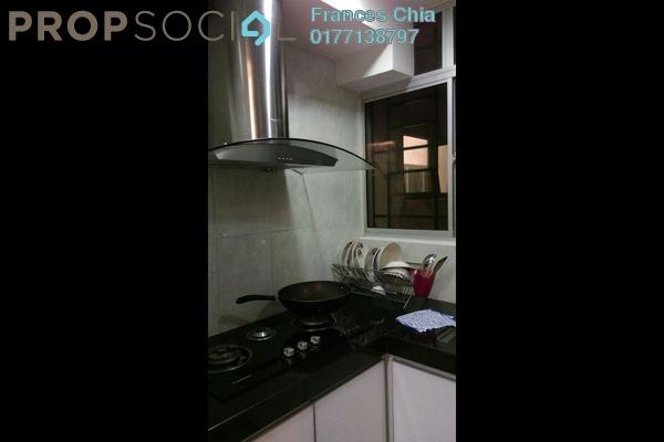 For Rent Condominium at De Tropicana, Kuchai Lama Leasehold Semi Furnished 3R/2B 1.2k