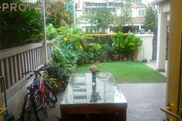 For Sale Villa at Villa Aseana, Mont Kiara Freehold Semi Furnished 5R/5B 3.5m